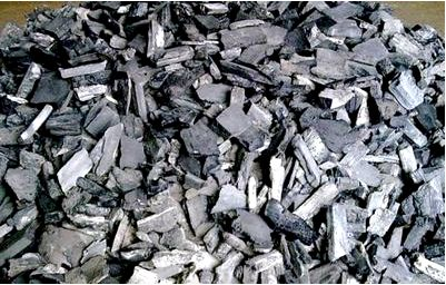 Древесный уголь — просто, но не дёшево