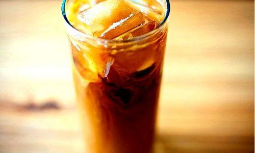 Готовим коктейли на основе кофе