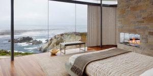 Коричневые шторы - великолепный интерьер обеспечен! 55 фото