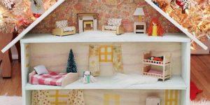Кукольный домик - какой купить или как сделать своими руками? фото