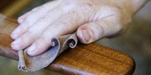 Обновление старой полированной и деревянной мебели своими руками