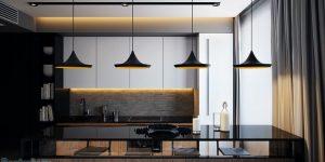 Очень современная совмещенная кухня с гостиной. фото гостиной в стиле минимализм