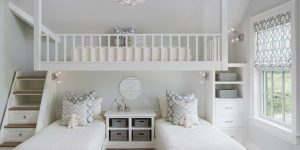 Ремонт детской комнаты - 50 фото