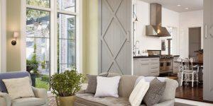 Серые двери в интерьере превосходны - делаем выбор 32 фото