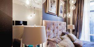 Спальня в стиле арт-деко. фото реальных примеров спален от известных дизайнеров. как обустроить спальню арт-деко правильно