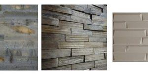 Украшаем стены 3d-панелями - виды, идеи, советы 70 фото в интерьере