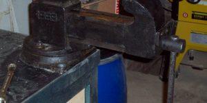Верстак своими руками. чертежи и пошаговые инструкции. из дерева и металла