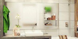 Что делает ванную современной? 50 фото, идеи, стиль