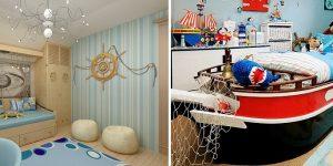 Детская комната для мальчика 12 кв. м: дизайн, фото, ошибки родителей