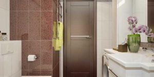 Дизайн бежево-коричневой ванны. фото коричневой ванной комнаты