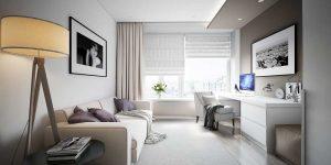 Дизайн комнаты 14 кв. м. фото подборка лучших дизайн проектов