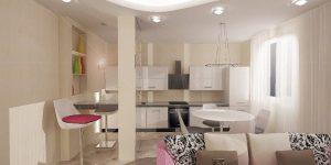Дизайн комнаты 18 кв м: планировка интерьера комнаты