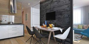 Дизайн кухни-гостиной. подборка фото, в которые вы влюбитесь