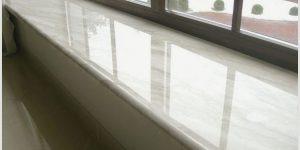 ПВХ под окном или преимущества подоконников FineDek