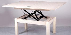 Журнальный стол-трансформер - удобный или нет? фото и видео